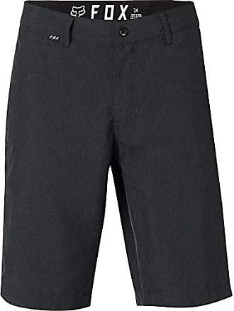 Fox Mens Essex Modern Fit Quick Dry Tech Short, Heather Black, 34