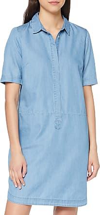 OPUS Womens Willmari Tencel Dress, Blue (Denim Sky 7149), 16