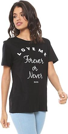 21dba1653 Camisetas Colcci® para Feminino   Stylight
