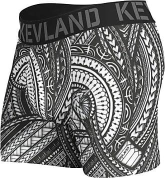 Kevland Underwear CUECA BOXER KEVLAND MAORI TATTOO (1, G)