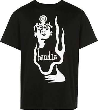 Haculla Pain graphic T-shirt - Black