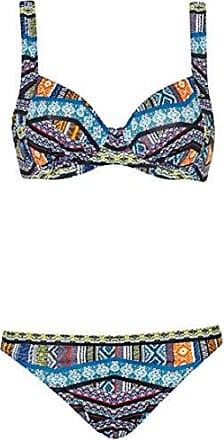 Olympia Damen Colors Bikinioberteil 38B Schwarz 5