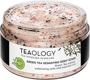 Teaology Skin care Body care Green Tea Reshaping Body Srub 450 g