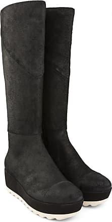 Camper, K400386 Peu Pista Damen Stiefel, black
