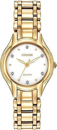 Acotis Limited Citizen Ladies Eco Drive Silhouette Diamond Watch EM0282-56A