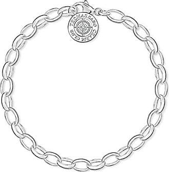 260235100 SCOUT Kinder-Armband 925 Silber rhodiniert 17 cm
