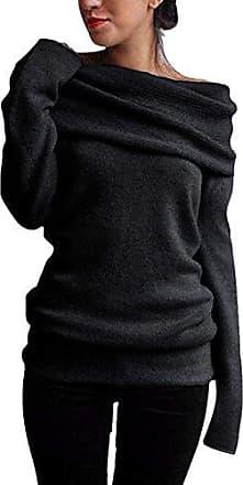 new product 2b0b5 4dff4 Schulterfreie Pullover Online Shop − Bis zu bis zu −60 ...