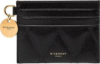 Givenchy Porta cartões matelassê - Preto