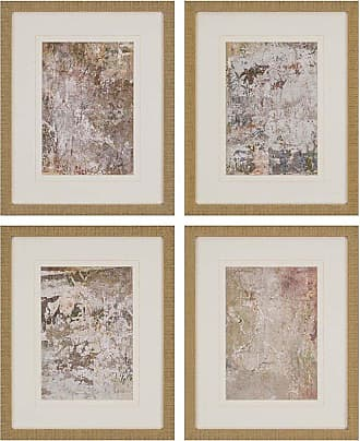 Paragon Picture Gallery Vestige I Wall Art - Set of 4 - 3814
