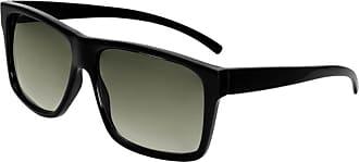 Vivara Óculos de Sol Quadrado em Acetato Preto