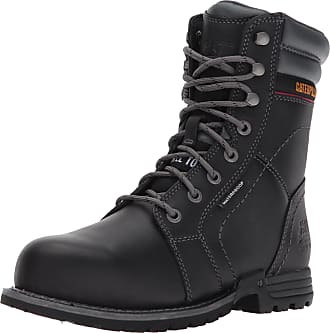 CAT Womens Echo Waterproof ST/Black Industrial and Construction Shoe