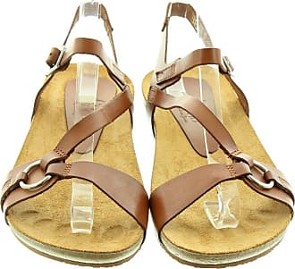b9e8bac249a Yokono Ladies Ibiza068 Sandals In Tan