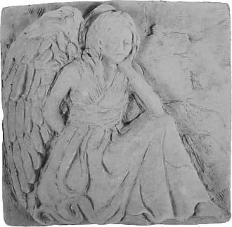Kay Berry Kneeling Angel Plaque - 22320