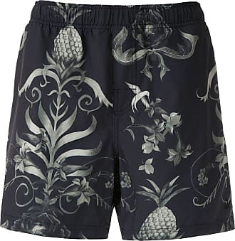 Osklen Arabesco print shorts - Black