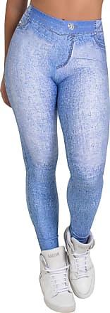 Kaisan Calça Kaisan Sublimada Claro Jeans