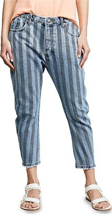 565607ad0b7e One Teaspoon Zephyr Eagles Cropped Boyfriend Jeans