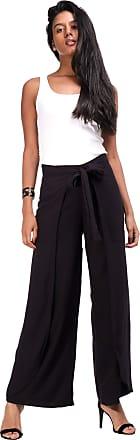 Amazônia Vital Calça Pantalona Amazonia Vital Envelope Black (UN)