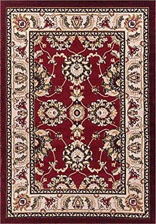 Well Woven Dulcet Alana Red Traditional Area Rug 710 X 910