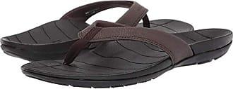 Sole Baja Flip (Dark Brown) Womens Shoes