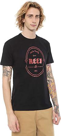Reef Camiseta Reef Since 1984 Preta