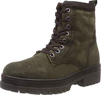 Tamaris Damen 26225-21 Combat Boots, Grün (Dark Olive 713), 40 0c98dbe5c1