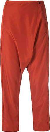 Uma Pantaloni asimmetrici Alpes - Di colore rosso