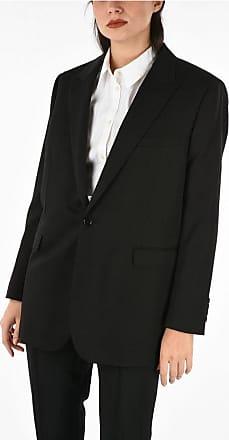 Celine wool no vent 1-button blazer Größe 46