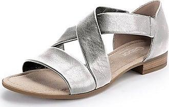 Gabor Sandale geschlossener Ferse Gabor Comfort silber