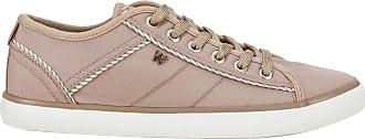 Wrangler Ladies Starry LACE Rose LACE UP Casual Pumps Shoes -UK 6 (EU 39)