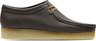 Clarks Mens Beeswax Clarks Wallabee Size 10.5