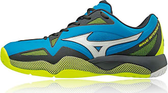 info for ef94c f5626 Mizuno Wave Intense Tour 4 All Court Tennis Shoes - SS18-9.5 Blue