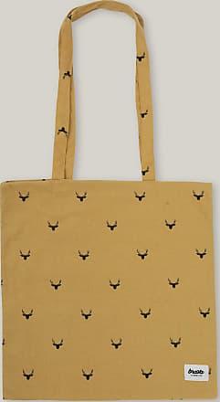 Brava Fabrics Upcycled Totebag Copenhagen Deer