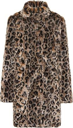 Velvet Mantel Chrissie aus Faux Fur