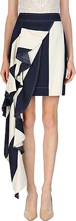 CALVIN KLEIN 205W39NYC RÖCKE - Knielange Röcke auf YOOX.COM