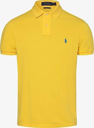 Polo Ralph Lauren Herren Poloshirt - Custom Slim Fit grün