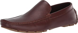 Unlisted by Kenneth Cole Mens UMS0017AM Hope Txtrd Driver Size: 11.5 Cognac