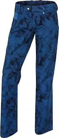 ORTOVOX Pordoi Pants Damen night Blau Touren ,Regenhosen