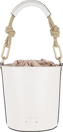 Vanessa Bruno Hobo Bags - Holly Mini Bucket Bag Blanc - white - Hobo Bags for ladies