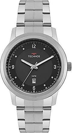 Technos Relógio Technos Masculino Steel 2115MRH/1P