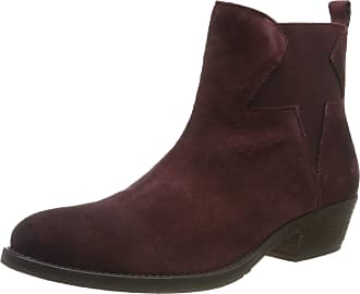 Dockers by Gerli Womens 45tr204 Cowboy Boots, Red (Bordeaux 730), 4.5 UK