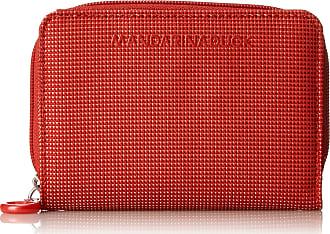 Mandarina Duck Md20 Portafoglio, Womens Wallet, Red (Flame Scarlet)