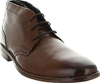 Florsheim Mens Castellano Toe Chukka Boot, Saddle Tan, 10 D US