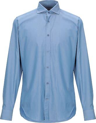 Bastoncino Camicia Collo Coreana Uomo Blitch