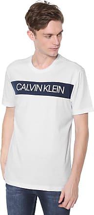 Calvin Klein Underwear Camiseta Calvin Klein Underwear Lettering Branca