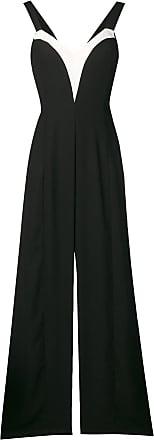 L'autre Chose sleeveless jumpsuit - Black