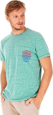 SideWalk Camiseta Com Bolso Sorrento - Verde Claro - Tamanho P