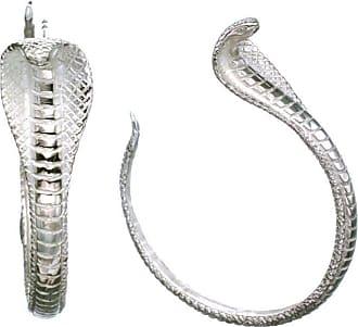 Zoe & Morgan Silber schützt mich Ohrreifen - ONE SIZE - Silver