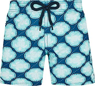75921523c9 Vilebrequin Boys Swimwear - Boys Swimwear Wax Turtles - SWIMMING TRUNK -  JIM - Blue -