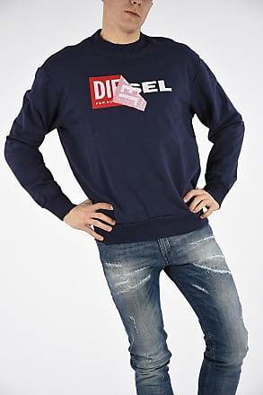 Diesel Printed S-SAMY Sweatshirt size Xl
