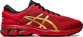 Asics Gel-Kayano 26 Schuhe Herren rot 40 1/2